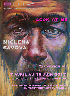 exhibition look at me