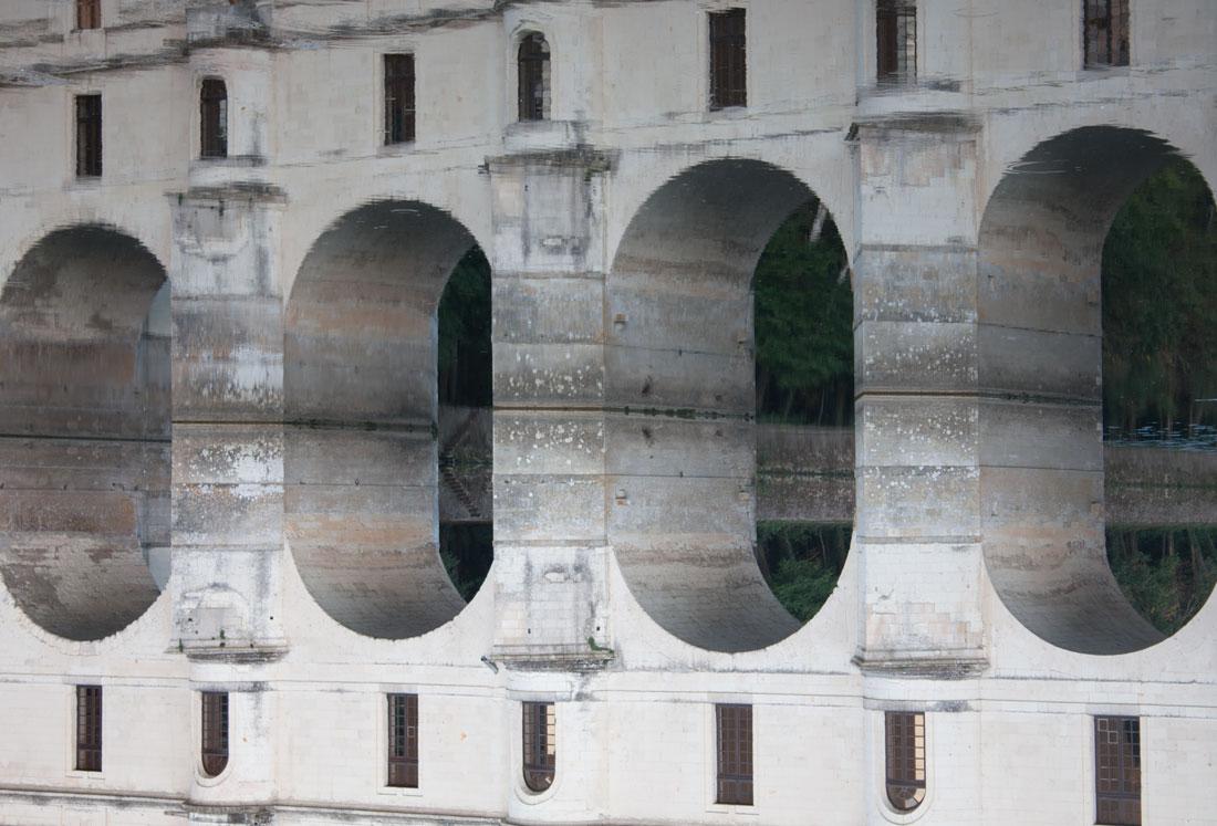 landscape reflection