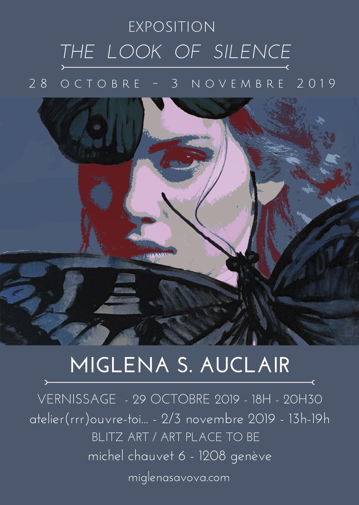 28 octobre 3 novembre, 2019, the look of silence