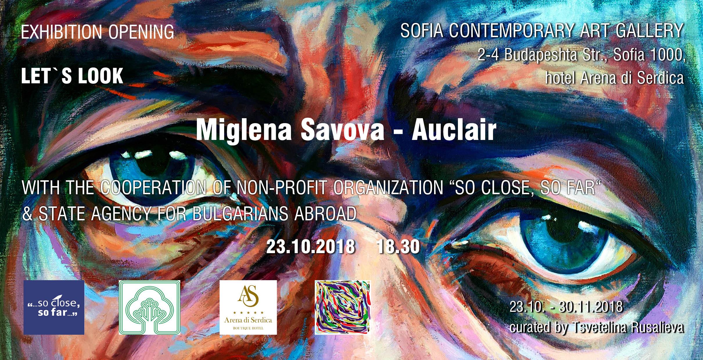 Exposition Let's Look 23.10.2020, Geneva