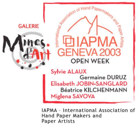 exposition open week geneva 2003