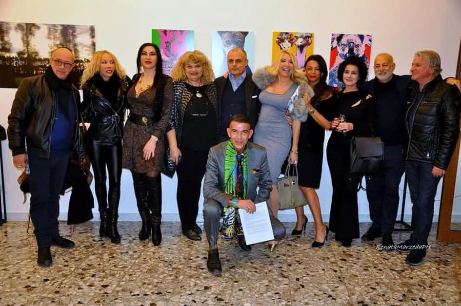 Australian Soul, Miglena Savova Auclair's exhibition at the LuxArt Gallery
